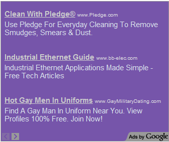 Clean With Pledge! Industrial Ethernet Guide! Hot Gay Men in Uniform!