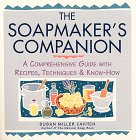 The Soapmaker's Companion book cover